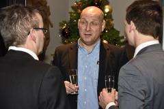 Utrechtse Kerstborrel - Restaurant Zuiver - Utrecht 2014 (11)