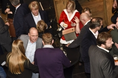 Utrechtse Kerstborrel - Restaurant Zuiver - Utrecht 2014 (199)