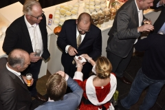 Utrechtse Kerstborrel - Restaurant Zuiver - Utrecht 2014 (201)