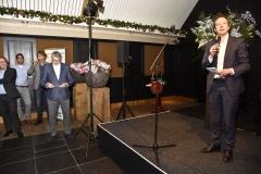 Utrechtse Kerstborrel - Restaurant Zuiver - Utrecht 2014 (59)
