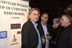 Utrechtse Kerstborrel - Restaurant Zuiver - Utrecht 2014 (83)