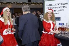 Utrechtse Kerstborrel 2015 - Restaurant Zuiver - Utrecht (158)