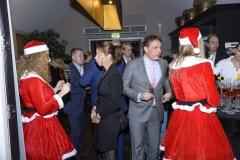 Utrechtse Kerstborrel 2015 - Restaurant Zuiver - Utrecht (160)