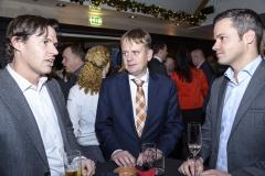 Utrechtse Kerstborrel 2015 - Restaurant Zuiver - Utrecht (174)