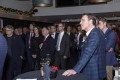Utrechtse Kerstborrel 2015 - Restaurant Zuiver - Utrecht (21)