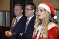 Utrechtse Kerstborrel 2015 - Restaurant Zuiver - Utrecht (30)