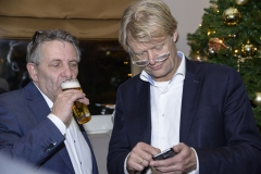 Utrechtse Kerstborrel 2015 - Restaurant Zuiver - Utrecht (39)