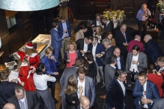 Utrechtse Kerstborrel 2015 - Restaurant Zuiver - Utrecht (66)