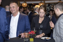 Utrechtse Kerstborrel 2015 - Restaurant Zuiver - Utrecht (85)
