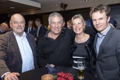 Utrechtse Kerstborrel 2015 - Restaurant Zuiver - Utrecht (94)