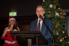 Utrechtse Kerstborrel - Netwerkevent - Restaurant Zuiver Utrecht 2016 (25)
