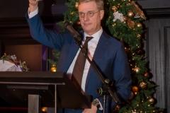 Utrechtse Kerstborrel - Netwerkevent - Restaurant Zuiver Utrecht 2016 (26)