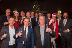 Utrechtse Kerstborrel - Netwerkevent - Restaurant Zuiver Utrecht 2016 (27)