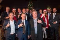 Utrechtse Kerstborrel - Netwerkevent - Restaurant Zuiver Utrecht 2016 (28)