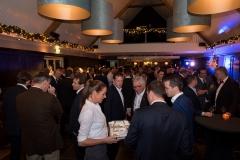 Utrechtse Kerstborrel - Netwerkevent - Restaurant Zuiver Utrecht 2016 (30)