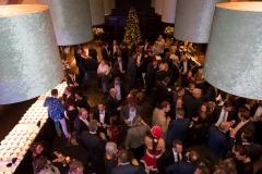 Utrechtse Kerstborrel - Netwerkevent - Restaurant Zuiver Utrecht 2016 (35)