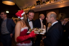 Utrechtse Kerstborrel - Netwerkevent - Restaurant Zuiver Utrecht 2016 (37)