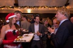Utrechtse Kerstborrel - Netwerkevent - Restaurant Zuiver Utrecht 2016 (40)