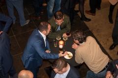 Utrechtse Kerstborrel - Netwerkevent - Restaurant Zuiver Utrecht 2016 (56)