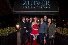 Utrechtse Kerstborrel - Netwerkevent - Restaurant Zuiver Utrecht 2016 (57)