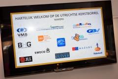 Utrechtse Kerstborrel - Netwerkevent - Restaurant Zuiver Utrecht 2016 (6)