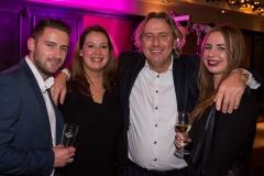 Utrechtse Kerstborrel - Netwerkevent - Restaurant Zuiver Utrecht 2016 (64)